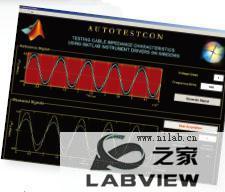 The Mathworks公司演示了如何利用Matlab软件以及Agilent公司和Tektronix公司符合LXI的仪器来测试电缆阻抗特征。